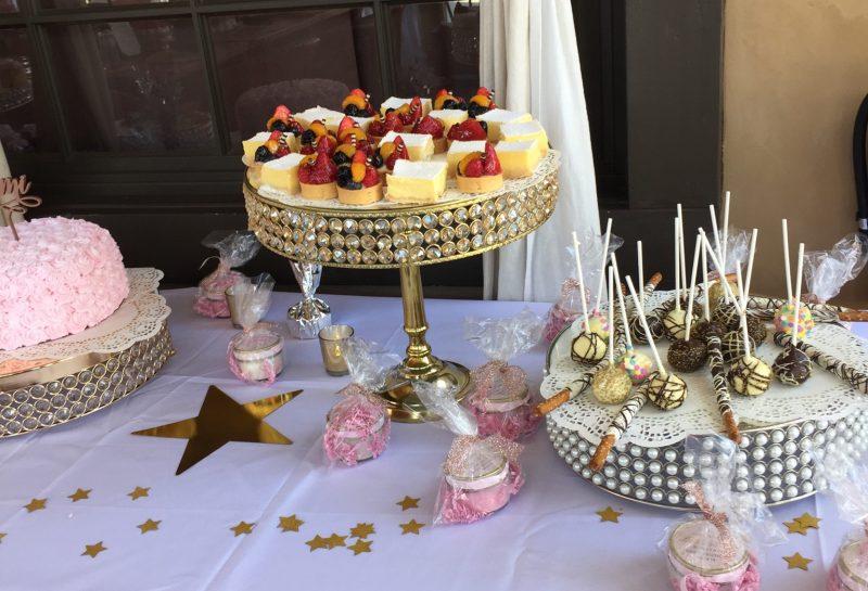 Custom Dessert Tables   Petite Astorias, San Diego, California