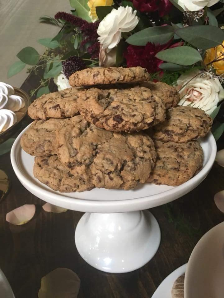 Scrumptious Cookie Platters by Petite Astorias, Escondido, California