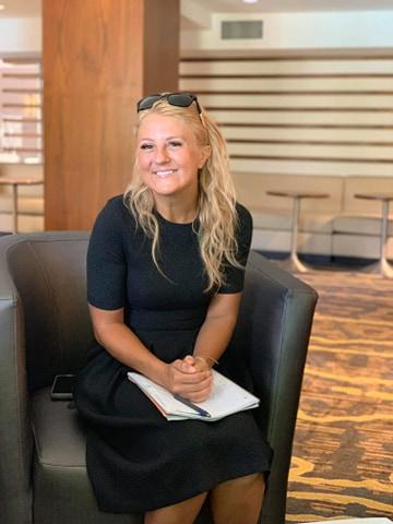 Ashley Brentnall | Owner of Petite Astorias